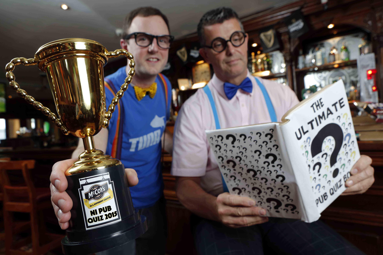 McCoy's NI Pub Quiz is 'in a different league' - PR Belfast, Northern Ireland   Duffy Rafferty ...